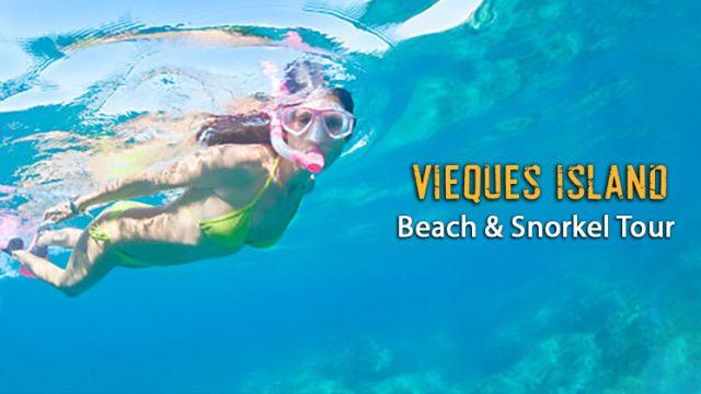 VIEQUES ISLAND BEACH & SNORKEL TOUR