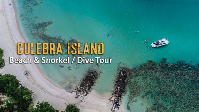 CULEBRA ISLAND Beach and Snorkel / Dive Tour